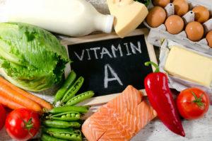 Витамин А, источники