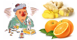 простуда, витамин с