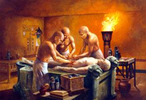 египет, бальзамирование, методы лечения