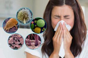 Аллергические реакции, определение
