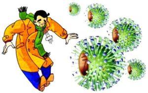 Пути передачи орви и гриппа
