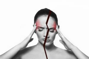 Раскалывающаяся головная боль