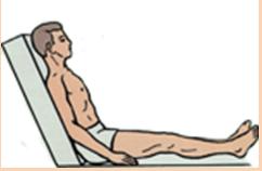 ПДП при Ушибе грудной клетки