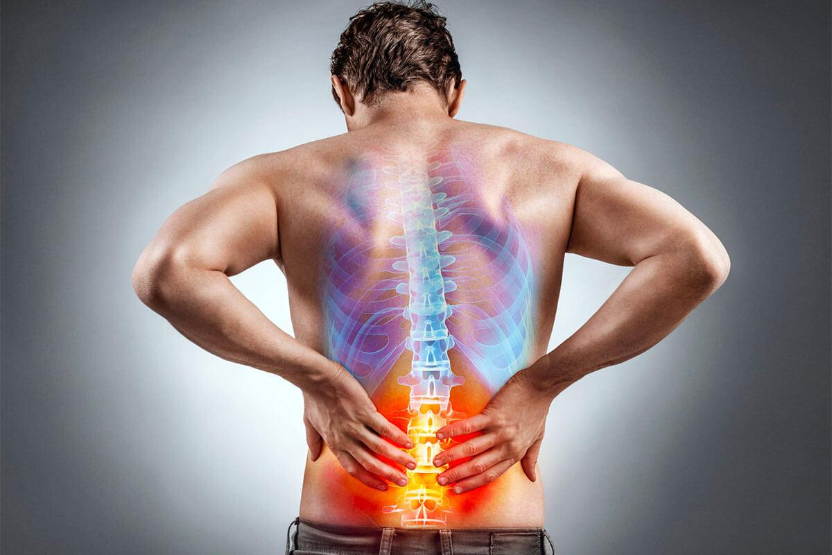 Боль в суставах и спине